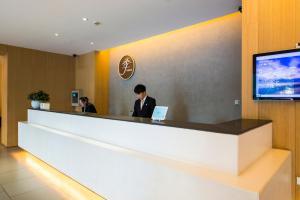 JI Hotel Chengdu Shengda International, Hotely  Chengdu - big - 4