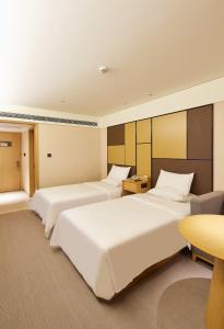 JI Hotel Chengdu Shengda International, Hotely  Chengdu - big - 2