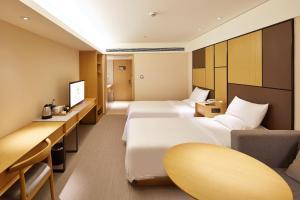 JI Hotel Chengdu Shengda International, Hotely  Chengdu - big - 3