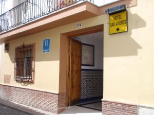 Hotel San Andres, Hotel  Jerez de la Frontera - big - 34