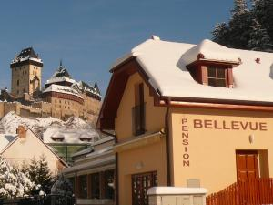Albergues - Pension Bellevue