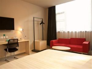 Jinjiang Inn Fuzhou Cangshan Olympic Centre, Hotely  Fuzhou - big - 5