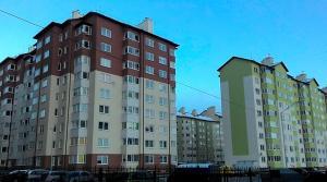 Apartments Solnechny Gorod - Khrabrovo