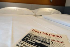 Alexander Guesthouse Zurich Old Town, Penziony  Curych - big - 20