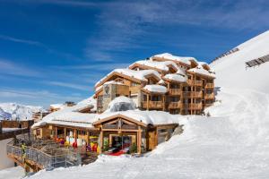 Location gîte, chambres d'hotes Hotel Pashmina Le Refuge dans le département Savoie 73