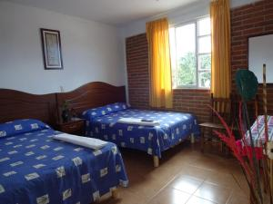 Posada los Dominicos, Мини-гостиницы  Януитлан - big - 10