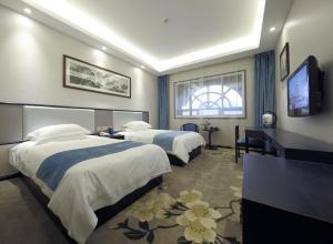Crown Plaza Hangzhou, Hotely  Hangzhou - big - 2