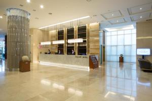 I Square Hotel, Hotels  Gimhae - big - 46