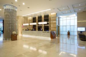 I Square Hotel, Hotel  Gimhae - big - 22