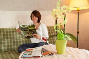 Waldhotel Rennsteighof, Hotels  Bad Liebenstein - big - 13