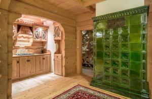 Dom Góralski SPA z kominkiem