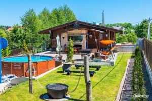 Usadba Veles, Holiday homes  Borovlyany - big - 1