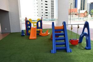VIP Beira Mar Residence, Aparthotely  Fortaleza - big - 144