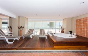 VIP Beira Mar Residence, Aparthotely  Fortaleza - big - 142
