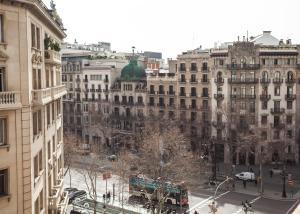 Passeig de Gracia Apartment