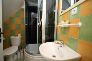 Pension Grant Lux Znojmo, Отели типа «постель и завтрак»  Зноймо - big - 141