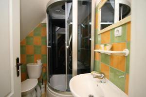 Pension Grant Lux Znojmo, Отели типа «постель и завтрак»  Зноймо - big - 140