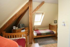 Pension Grant Lux Znojmo, Отели типа «постель и завтрак»  Зноймо - big - 91