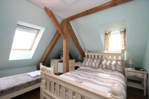 Pension Grant Lux Znojmo, Отели типа «постель и завтрак»  Зноймо - big - 81