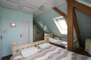 Pension Grant Lux Znojmo, Отели типа «постель и завтрак»  Зноймо - big - 80