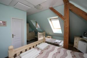 Pension Grant Lux Znojmo, Отели типа «постель и завтрак»  Зноймо - big - 79