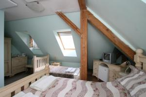 Pension Grant Lux Znojmo, Отели типа «постель и завтрак»  Зноймо - big - 209