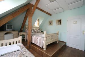Pension Grant Lux Znojmo, Отели типа «постель и завтрак»  Зноймо - big - 67