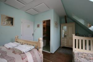 Pension Grant Lux Znojmo, Отели типа «постель и завтрак»  Зноймо - big - 144