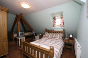 Pension Grant Lux Znojmo, Отели типа «постель и завтрак»  Зноймо - big - 85