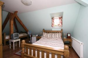 Pension Grant Lux Znojmo, Отели типа «постель и завтрак»  Зноймо - big - 220