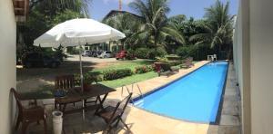 Residencial Vecchio, Apartmanok  Fortaleza - big - 30