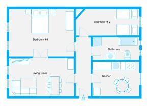 GreatStay Apartment - Uhlandstr.