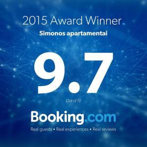 Simonos apartamentai, Apartmanok  Vilnius - big - 13