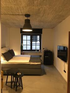 Square Rooms, Ferienwohnungen  Düsseldorf - big - 18