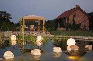 Siedlisko Nad Miedwiem, Guest houses  Stargard - big - 36