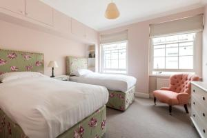 onefinestay - South Kensington private homes III, Апартаменты  Лондон - big - 44