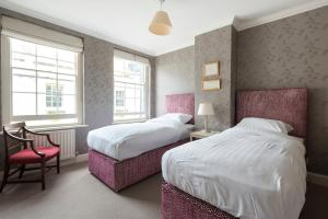 onefinestay - South Kensington private homes III, Апартаменты  Лондон - big - 39
