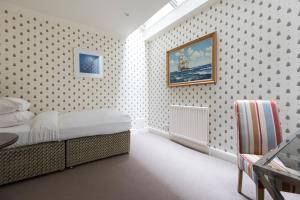 onefinestay - South Kensington private homes III, Апартаменты  Лондон - big - 67