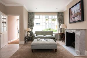 onefinestay - South Kensington private homes III, Апартаменты  Лондон - big - 31