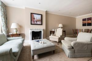 onefinestay - South Kensington private homes III, Апартаменты  Лондон - big - 30