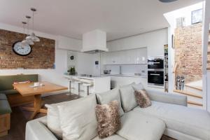 onefinestay - South Kensington private homes III, Апартаменты  Лондон - big - 26