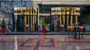Elsa Hotel, Hotels  Skopje - big - 19