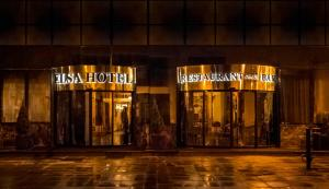 Elsa Hotel, Hotels  Skopje - big - 22