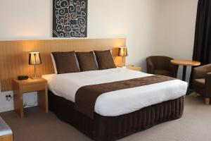 Bairnsdale International, Hotel  Bairnsdale - big - 17