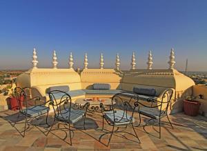 Alsisar Mahal- Heritage Hotel, Отели  Alsīsar - big - 50