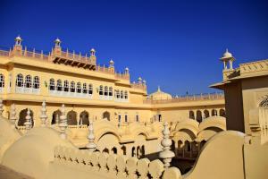 Alsisar Mahal- Heritage Hotel, Отели  Alsīsar - big - 22
