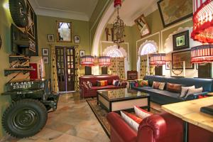 Alsisar Mahal- Heritage Hotel, Отели  Alsīsar - big - 111