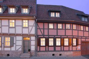 Urlaub im Fachwerk - Klink, Appartamenti - Quedlinburg