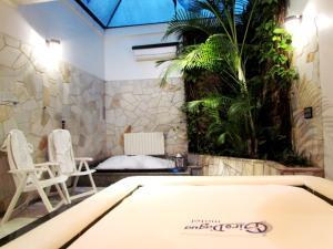 Motel Giro D'Água (Adult Only), Hodinové hotely  Caxias do Sul - big - 33