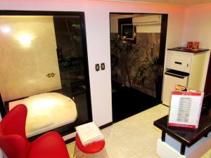 Motel Giro D'Água (Adult Only), Hodinové hotely  Caxias do Sul - big - 25